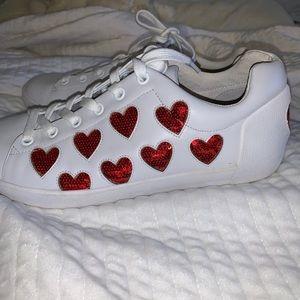 Ash Shoes | Ash Nikita Sequin Heart